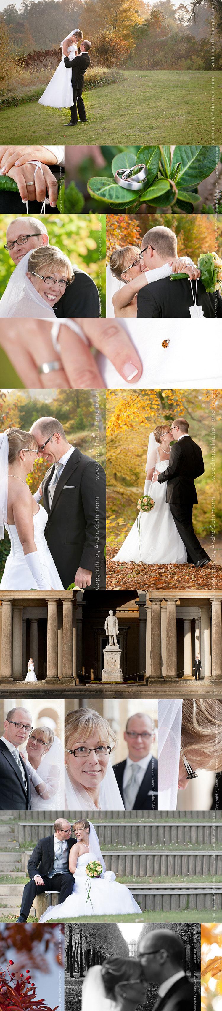 Hochzeit potsdam krongut